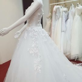 Brand new wedding gowns