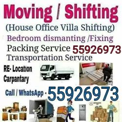 Doha moving shifting & packing service C