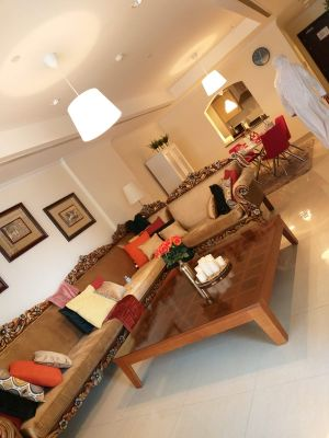 Qatar pearl studio aparment for rent