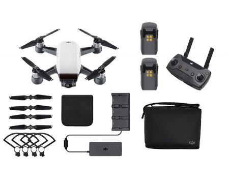 dji spark fly more combo new