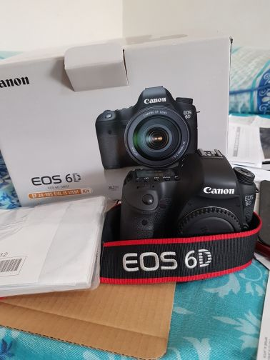 Canon 6d body box+access shutter 6723/