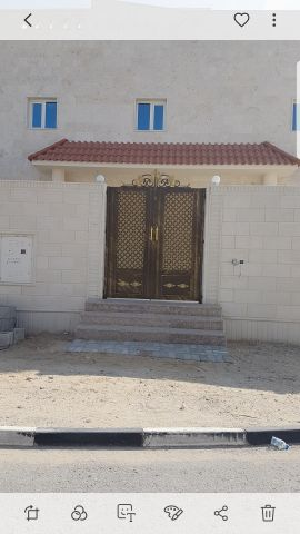 New villa for rent in Alkheesa