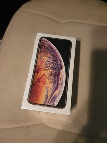 iPhone Max 256GB Gold