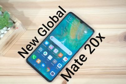 Huawei Mate 20X New 6GB/128GB Available