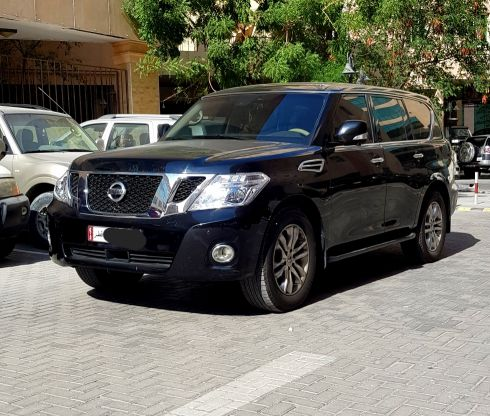nissan Patrol LE400 2012 perfect cond.