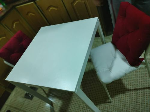 IKEA Table with two chairs