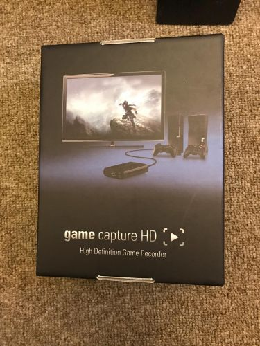 Elgato Game Capture Card HD