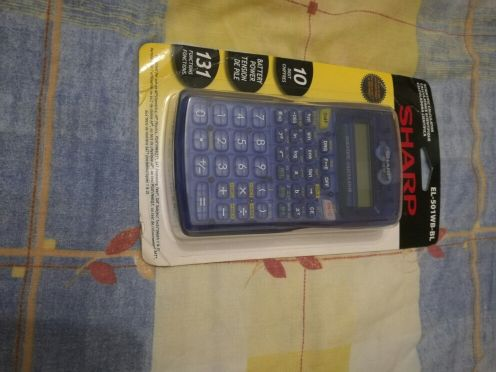 Calculator brand new