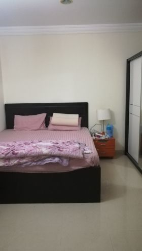 1BHK fully furnished family flat