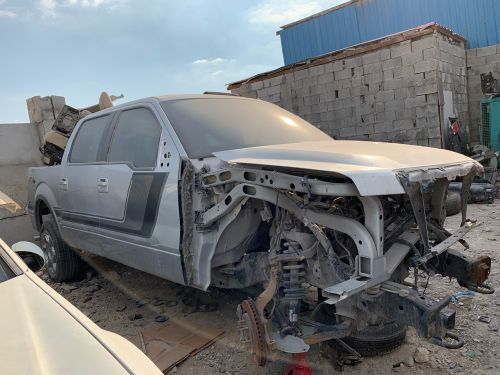 Ford f150 spear parts scrap