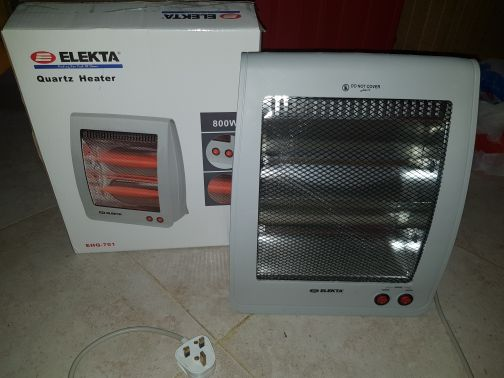 Room heater in good condition.