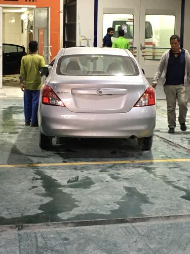 Nissan sunny 2013 low mileage