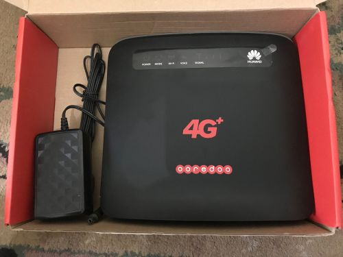 4G+ wifi router