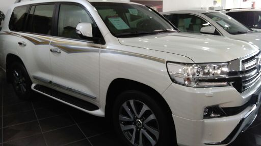 Toyota Land cruiser VX-S تويوتا كروزر