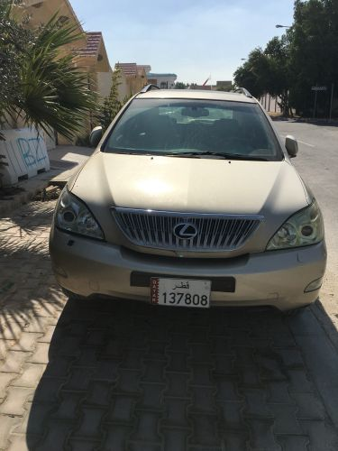 Scrap lexus rx330 model2005