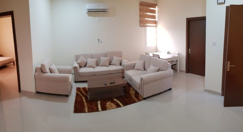 furnished 3 bedrooms Flat in thumama