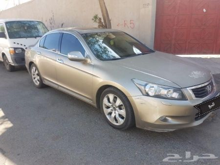 2008 honda accord parts