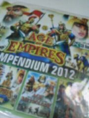 AGE OF EMPIRES game