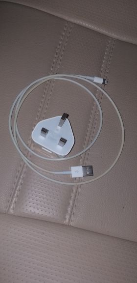 original iPhone 7 charger