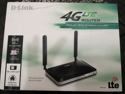 4G LTE Brodband Router