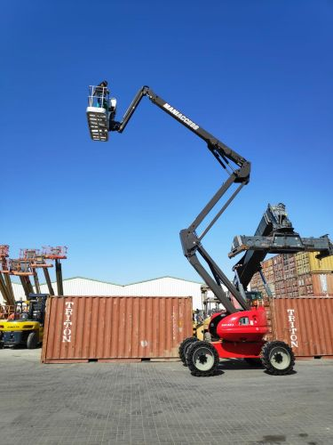 Manitou Lifting machines