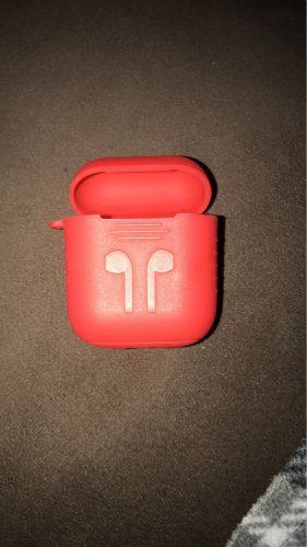 Genuine Rubber Airpod Case