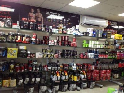 20% Share sale - Supplement store.