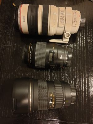canon lens bundle