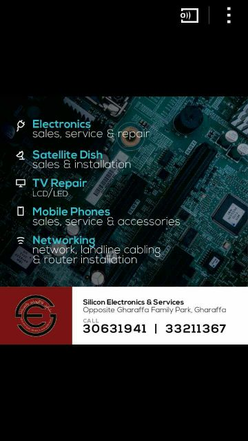 TV LED /LCD and Electronics Service