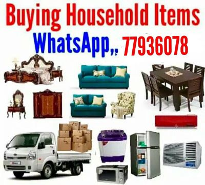 Buying household items