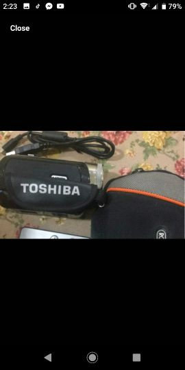 Toshiba SD camera for sale