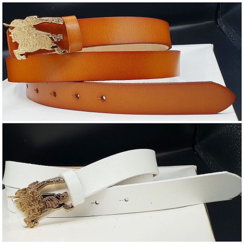 Hermes Pure Leather Belts