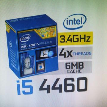 I5 4460 for sale with cooler