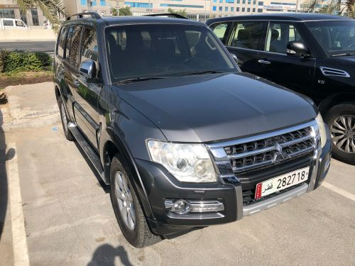 Pajero 3.5 Full Options 2016