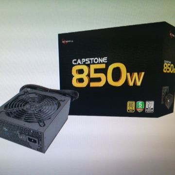 850W moduler PSU 80+ Gold rosewill
