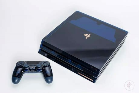 NEW PS4 PRO 500 Million 2TB