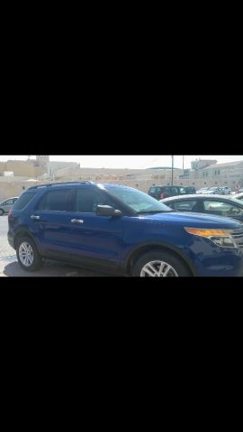 Ford Explorer with very good condition