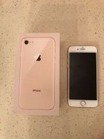 I phone 8 plus, 64GB Rose Gold
