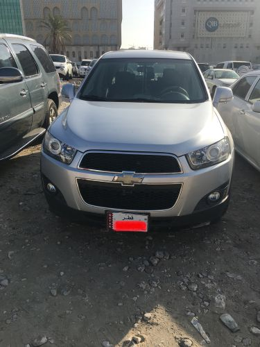 Chevrollet Captiva LT 2011