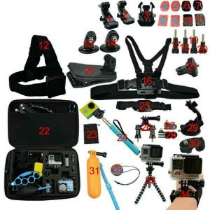 Tools for GoPro Camera