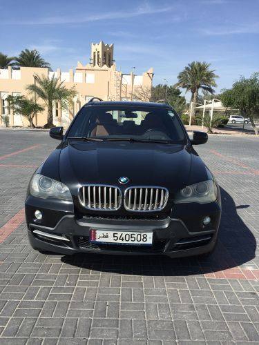 BWM X5, 7 seater, Black, for sale
