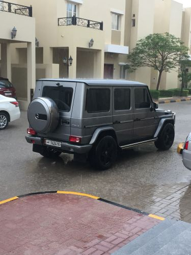 Mercedes G 55 AMG , 63 upgrade