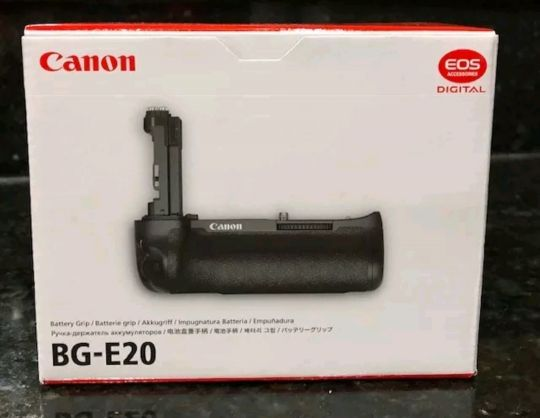 Battery Grip BG-E20 for Canon 5D Mark IV