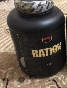 Protein ration whey