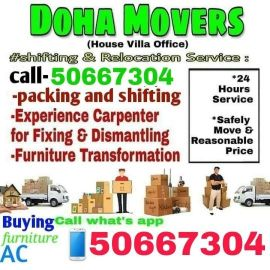shifting & moving & furniture item buyin