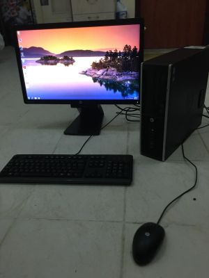 HP Compacq Core I5