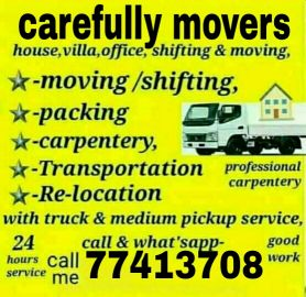 moving shifting carpenter