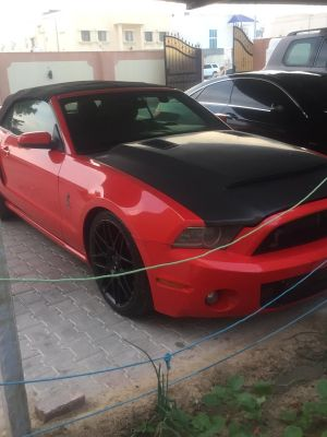 Ford Mustang 2012 Perfect Condition
