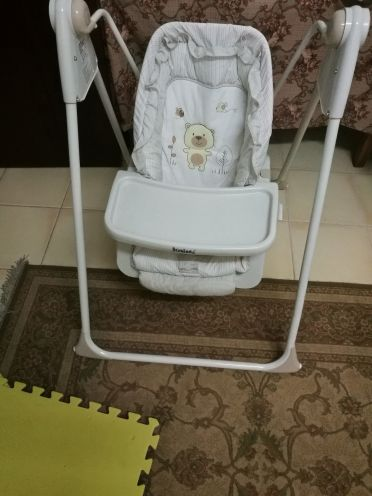 baby swing and chair 2in1