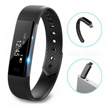 fitness watch and it measures heartbeats